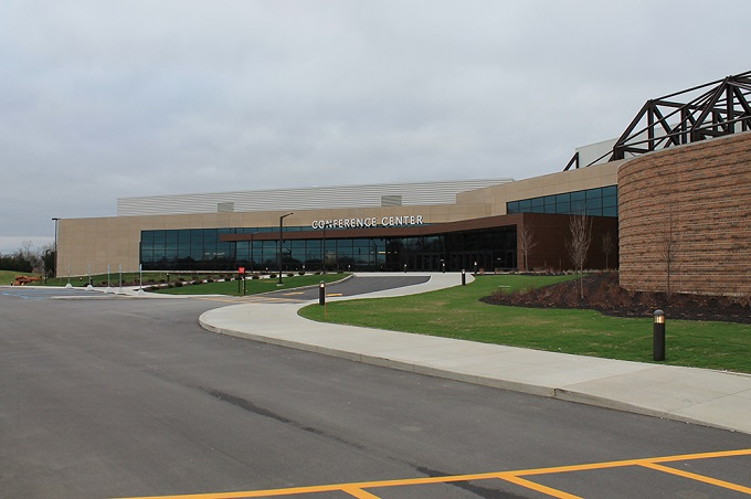 Central Div Convention Entrance Ft